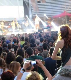 Esta semana coexistirán los tres grandes festivales dedicados a las 'músicas del mundo'./ (P. Valiente)