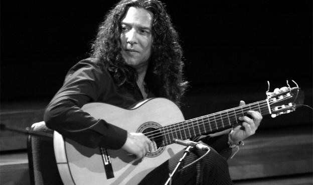 El guitarrista almeriense Tomatito./ (Ana Palma)
