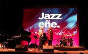 Acto de inauguración II JazzEñe en el Teatro Rialto de Valencia, septiembre 2015./ (Paco Valiente)