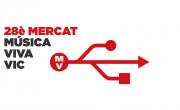 Imagen de la edición 2016 del Mercat de Música Viva de Vic, Barcelona