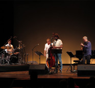 David Mengual Slow Quartet en el Festival Jazz Eñe 2015./ (Paco Valiente)