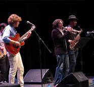 Siks Haedo durante su participación en el Festival JazzEñe 2015, Valencia./ (Paco Valiente)