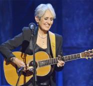 La artista folk y activista Joan Báez celebró su 75 cumpleaños con un gran concierto./ (Joseph Sinnott)