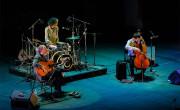 Jerez Texas, el pasado 31 de agosto en el Teatro Romano de Sagunto./ (Vicente A. Jiménez)