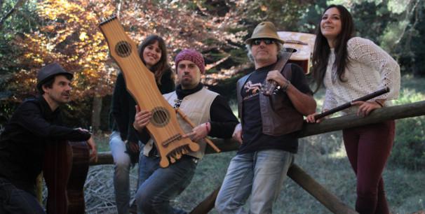 "Mosicaires ha publicado ""Iberia impura"", el segundo disco del grupo oscense"