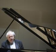 El pianista Grigory Sokolov vuelve a la Sala Iturbi del Palau de la Música./ (Eva Ripoll)