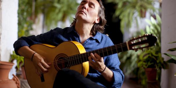 """El guitarrista Vicente Amigo ha publicado """"Memoria de los sentidos""""./ ( Juan Perez-Fajardo)"""