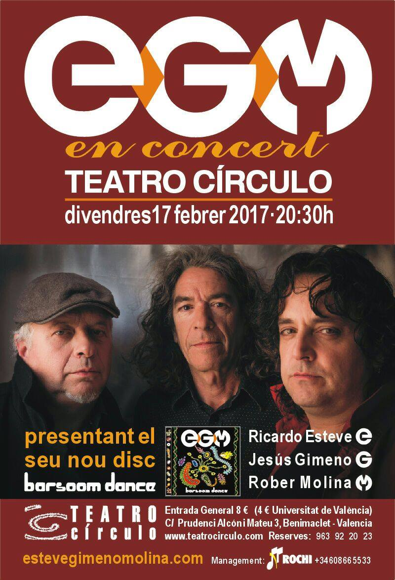 Viernes - 17 feb - Valencia - EGM