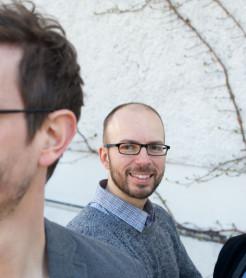 Benedikt Jahnel Trio./ (Arne Reimer )