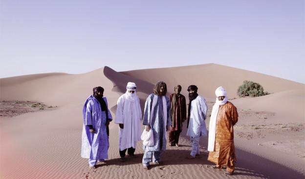 """Tinariwen termina de editar """"Elwan"""", el octavo álbum de los músicos tuareg"""