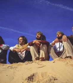 'Algarabya', editado por Fol Música, es el segundo álbum de La Banda Morisca