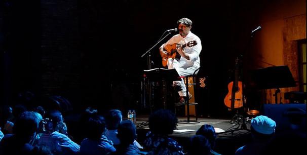 Javier Ruibal celebró la música y la vida con una serie de conciertos en Cádiz
