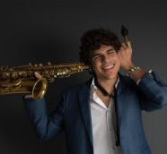 """Antonio Lizana, saxofonista y cantaor de San Fernando, Cádiz, publica """"Oriente""""./ (David Palacín)"""