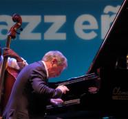 El pianista cubano Ernán López-Nussa en III JazzEñe 2016, Valencia./ (Paco Valiente)