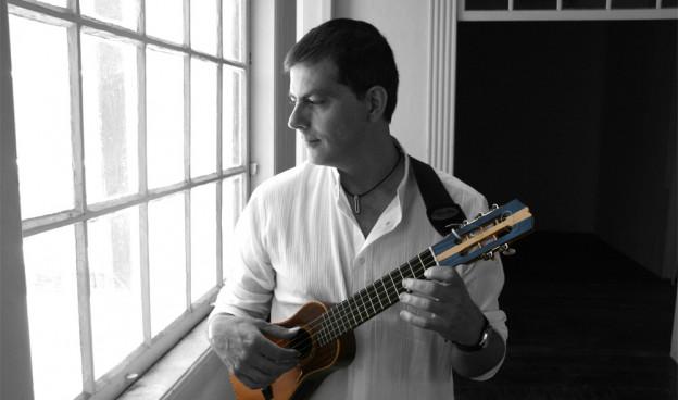 El timplista canario Benito Cabrera