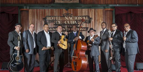 El Grupo Compay Segundo de Cuba 'La leyenda del chan chan'