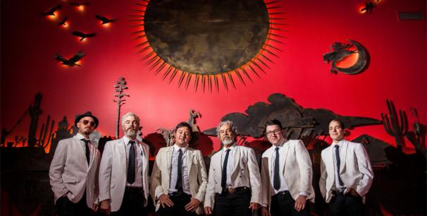 Orkesta Mendoza están de gira por España esta semana