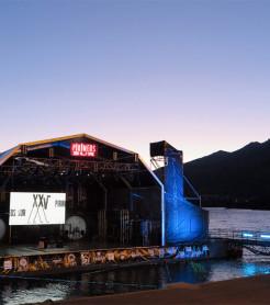 Auditorio Natural de Lanuza, escenario natural de Pirineos Sur./ (Paco Valiente)