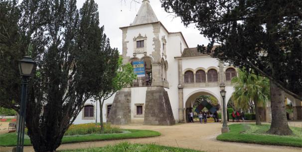 El Palácio de Don Manuel de Évora, Portugal, acoge Exib Música./ (Paco Valiente)