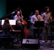 Marta Sánchez Quintet durante su particpación en III JazzEñe, Valencia./ (Paco Valiente)
