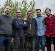 El grupo valenciano Urbàlia Rurana. / (Vicente A. Jiménez)