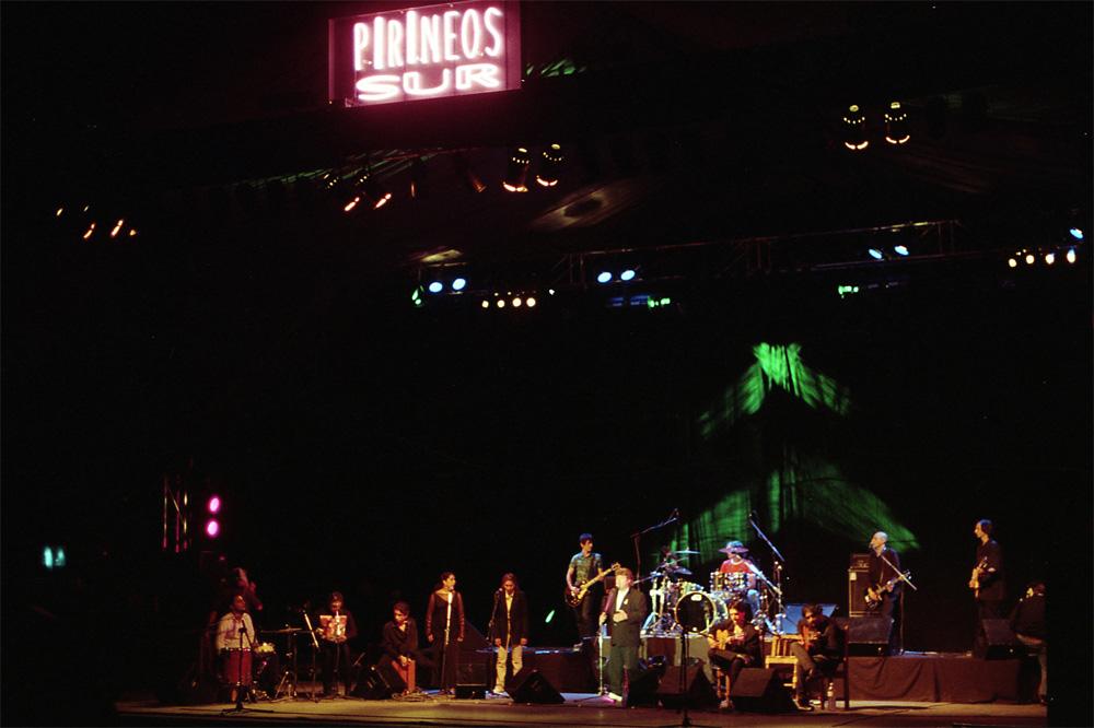 'Omega' en Pirineos Sur, 1 de agosto de 1997. / (Paco Manzano)