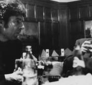 Enrique Morente y Leonard Cohen./ (Alberto Manzano)