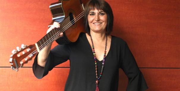 Eva Dénia edita su tercer álbum dedicado al cantautor francés George Brassens./ (Mario Ferrer)