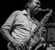 Benny Golson./ (Antonio Porcar)
