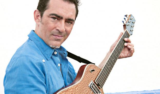 """Raúl Rodríguez publica """"La raíz eléctrica"""", su segundo álbum./ (Daniel Belza)"""