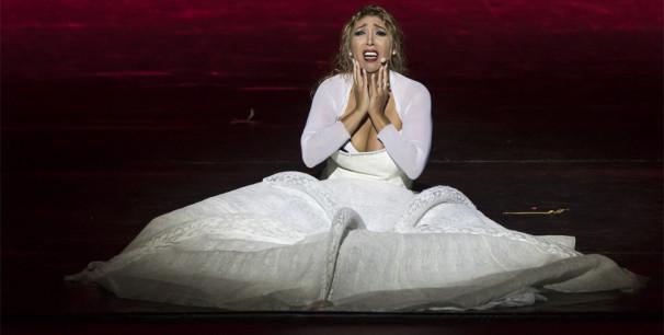 """Esperanza Fernández, la cantaora sevillana participa en """"El amor brujo"""" de Les Arts de Valencia"""