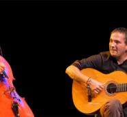 """El chelista Matthieu Saglio y el guitarrista José """"El Piru"""" actúan este jueves en Etnomusic Tardor 2017"""