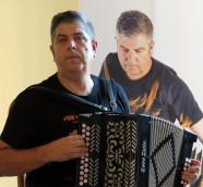 """Kepa Junkera en la presentación de """"Fok"""" en Picanya, València, a finales de octubre./ (Paco Valiente)"""
