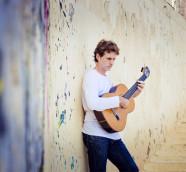 El guitarrista Jose Antonio Aarnoutse publica su primer álbum./ (Mar Saéz)