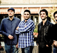 Sinouj, grupo de jazz afro-mediterreno liderado por Pablo Hernández