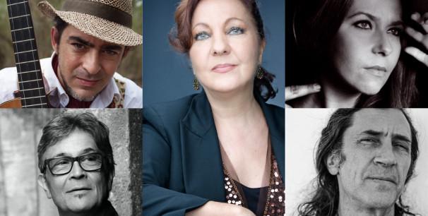 Algunos de los artistas que han pasado por el programa en 2017