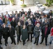"""20 grupos participarán en el ciclo """"Emergents"""" en la primera edición./ (E. Ripoll)"""
