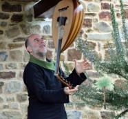 Joansa Maravilla, multiinstrumentista valenciano líder y fundador de Aljub