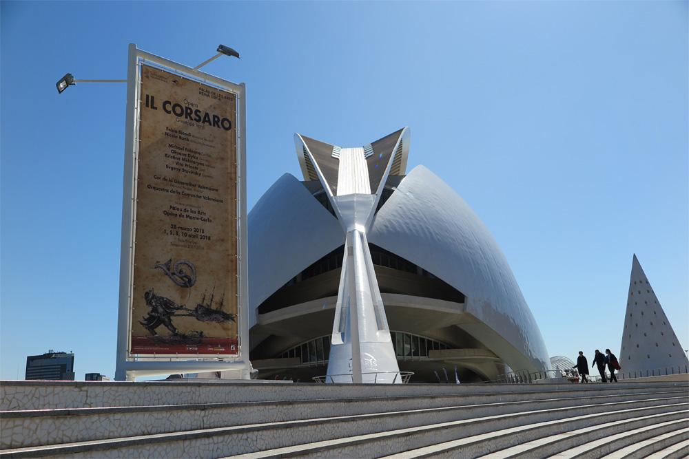 'Il Corsaro' de Verdi se estrena en Les Arts