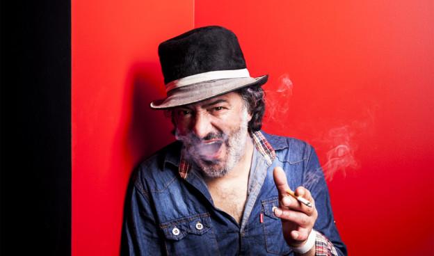 El músico argelino Rachid Taha lleva tres décadas dedicado a la música