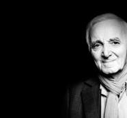 Charles Aznavour, a sus 93 años sigue activo en los escenarios