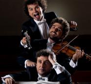 Trío Musicalis, Eduardo Raimundo, Mario Pérez y Francisco Escoda