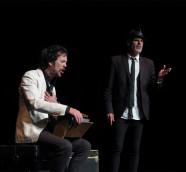 """""""Flamenco Armónico"""", el proyecto de Kiko Cortés y Ulises Pistolo Eliza./ (Paco Valiente)"""