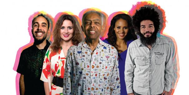 Gilberto Gil y su grupo en Pirineos Sur 2018, del 13 al 29 de julio