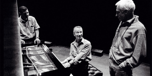 Keith Jarret, Gary Peacock y Jack DeJohnette./ (Patrick Hinely)