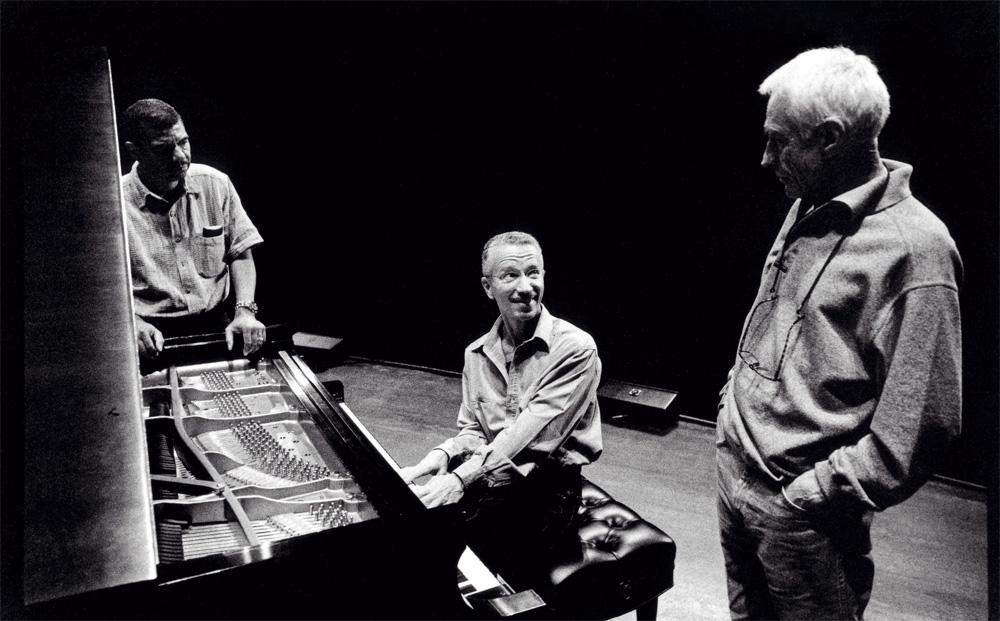 Keith Jarret, Gary Peacock y Jack DeJohnette./ (Patrick Hinely)