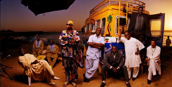 Orchestra Baobab, la  mítica formación senegalesa./ (Jonas Karlsson)