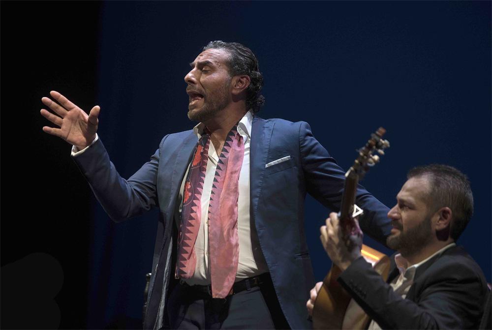 El cantaor Pedro el Granaíno