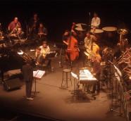 Clasijazz Big Band con la dirección de Ramón Cardo.