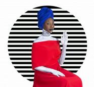 Fatoumata Diawara./(Aida Muluneh)